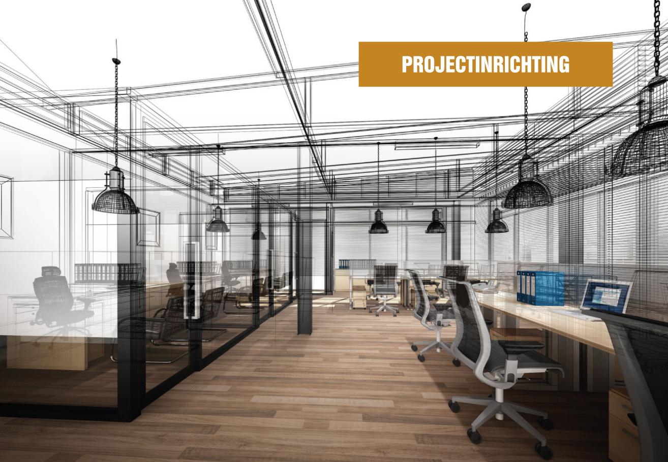 projectinrichting